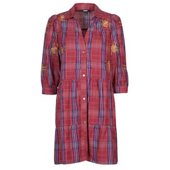 textil Mujer Vestidos cortos Desigual DORA MAAR Multicolor