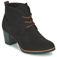 Zapatos Mujer Botines Marco Tozzi PELINDA Negro