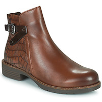 Zapatos Mujer Botas de caña baja Marco Tozzi DEMINA Marrón