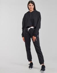 textil Mujer Pantalones de chándal Champion HEAVY ORGANIC COTTON POLY FLEECE Negro