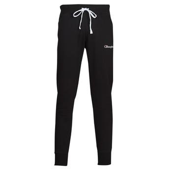 textil Hombre Pantalones de chándal Champion 216479 Negro