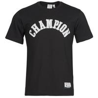 textil Hombre Camisetas manga corta Champion 216575 Negro