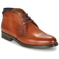 Zapatos Hombre Botas de caña baja Lloyd PATRIOT Cognac