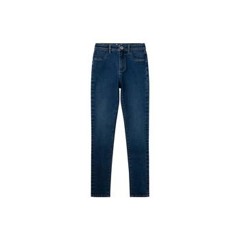 textil Niña Vaqueros slim Pepe jeans MADISON JEGGIN Azul