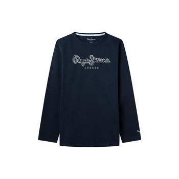 textil Niño Camisetas manga larga Pepe jeans ALDO Marino