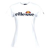 textil Mujer Camisetas manga corta Ellesse HAYES SLIM Blanco