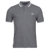 textil Hombre Polos manga corta Fred Perry THE FRED PERRY SHIRT Gris
