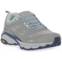 Zapatos Mujer Senderismo Cmp A425 HAPSU BORDIC WALKING Grigio