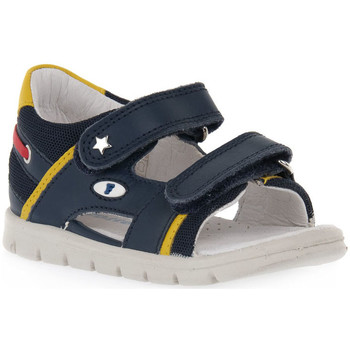Zapatos Niña Sandalias Naturino FALCOTTO 0C02 NEW SAILING Blu