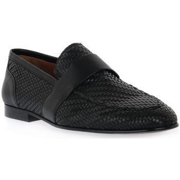 Zapatos Hombre Mocasín Marco Ferretti NERO INTRECCIO Nero