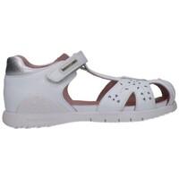 Zapatos Niña Sandalias Biomecanics 202165 Niña Blanco blanc