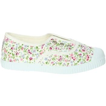 Zapatos Niña Tenis Cienta 70999 Blanco
