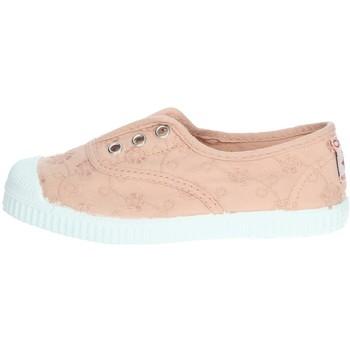 Zapatos Niña Tenis Cienta 70998 Rosa polvo