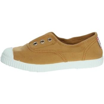Zapatos Niño Tenis Cienta 70997 Mostaza