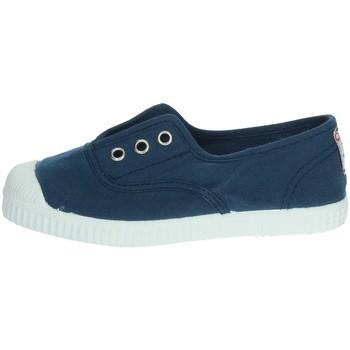 Zapatos Niño Tenis Cienta 70777 Azul