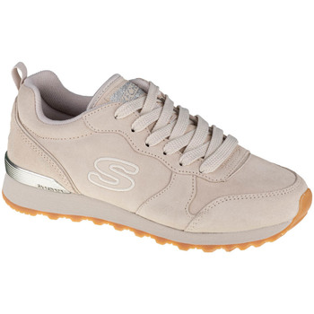 Zapatos Mujer Zapatillas bajas Skechers OG 85 Suede Eaze Beige
