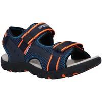 Zapatos Niño Sandalias Geox J1524A 014CE J STRADA Azul