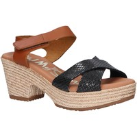 Zapatos Mujer Sandalias Oh My Sandals 4886-MIR2CO Negro