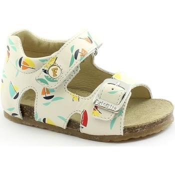 Zapatos Niños Sandalias Naturino FAL-E21-0737-MI Bianco