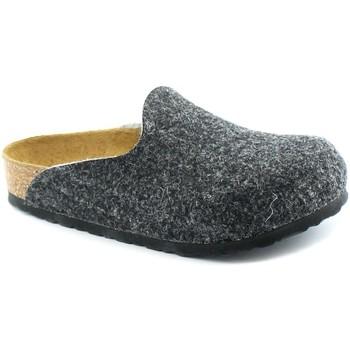 Zapatos Niños Pantuflas Birkenstock BIR-RRR-1011736-GR Grigio