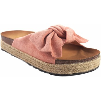 Zapatos Niña Multideporte Bubble Bobble Sandalia niña  a3296 rosa Rosa