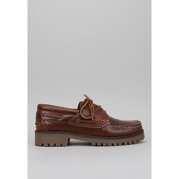 Zapatos Hombre Zapatos náuticos Cossimo  Beige