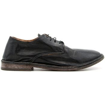 Zapatos Hombre Derbie Moma 2AS045-SO NERO