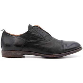 Zapatos Hombre Derbie Moma 2AS035-SO NERO