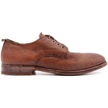 Zapatos Hombre Derbie Moma 2AS032 MARRONE