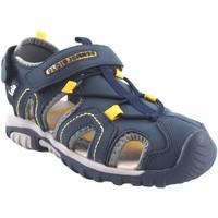 Zapatos Niño Multideporte Lois Sandalia niño  46160 azul Azul