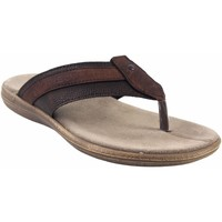 Zapatos Hombre Sandalias Kelara Sandalia caballero  8402 marron Marrón