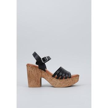 Zapatos Mujer Sandalias Musse & Cloud  Negro