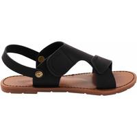 Zapatos Mujer Sandalias Chattawak sandales June noir Negro