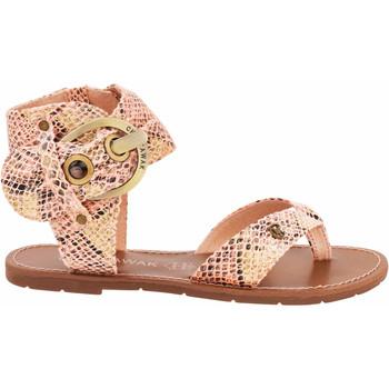 Zapatos Mujer Sandalias Chattawak sandales Thalie S.Abricot Beige