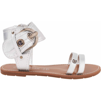 Zapatos Mujer Sandalias Chattawak sandale Pacome argent Plata