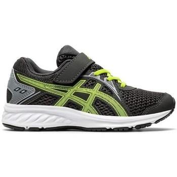 Zapatos Niños Zapatillas bajas Asics Jolt 2 PS Grises, Verde claro, Grafito