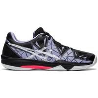 Zapatos Mujer Zapatillas bajas Asics Gelfastball 3 Negros, Violeta