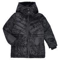 textil Niña Plumas Desigual MOSELLE Negro