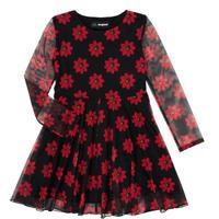 textil Niña Vestidos cortos Desigual ALICIA Multicolor