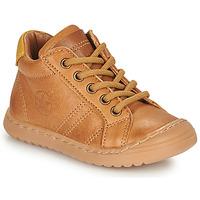 Zapatos Niño Botas de caña baja Bisgaard THOR Marrón