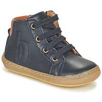 Zapatos Niños Botas de caña baja Bisgaard VILLUM Marino
