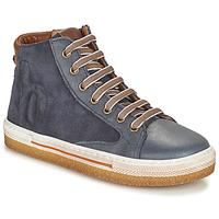 Zapatos Niño Zapatillas altas Bisgaard GEORG Marino