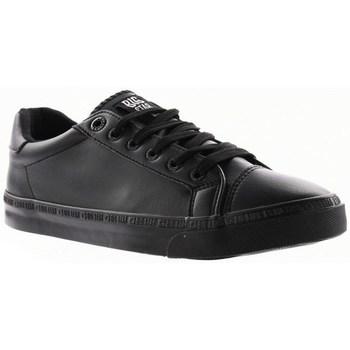 Zapatos Hombre Zapatillas bajas Big Star HH174035 Negros