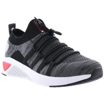 Zapatos Mujer Zapatillas bajas Big Star HH274532 Negros, Grises