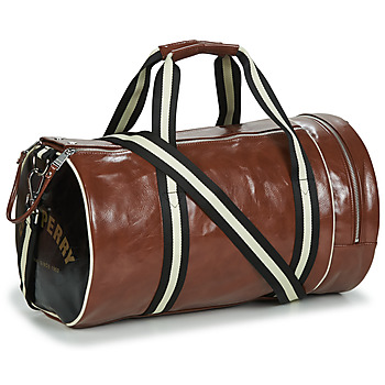 Fred Perry CONTRAST COLOUR BARREL BAG