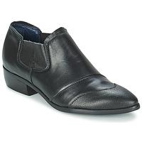 Zapatos Mujer Botas de caña baja Stephane Gontard DELIRE Negro