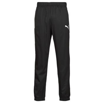 textil Hombre Pantalones de chándal Puma ESS ACTIVE WOVEN PANT Negro