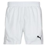 textil Hombre Shorts / Bermudas Puma ESS ACTIVE WOVEN SHORT Blanco