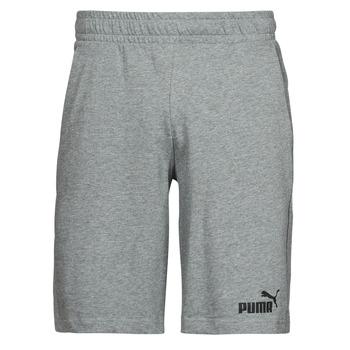 textil Hombre Shorts / Bermudas Puma ESS JERSEY SHORT Gris