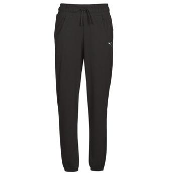 textil Mujer Pantalones de chándal Puma ESS DANCER PANT Negro